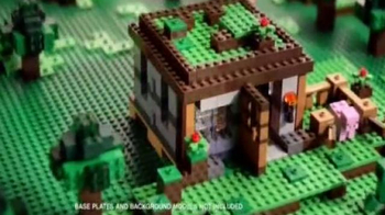 LEGO Minecraft TV Spot, 'Brand New Awesome Sets' - Thumbnail 3