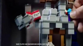 LEGO Minecraft TV Spot, 'Brand New Awesome Sets' - Thumbnail 5