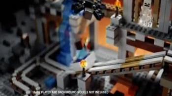LEGO Minecraft TV Spot, 'Brand New Awesome Sets' - Thumbnail 6