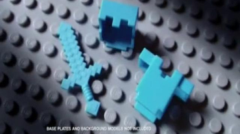 LEGO Minecraft TV Spot, 'Brand New Awesome Sets' - Thumbnail 7