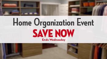 EasyClosets.com Home Organization Event TV Spot, 'Do-It-Yourself Closet' - Thumbnail 8
