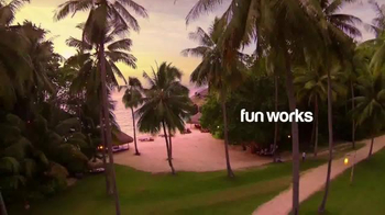 Philippine Department of Tourism TV Spot, 'Fun Facts: Outdoors' - Thumbnail 10