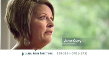 Laser Spine Institute TV Spot, 'Don't Put It Off' - Thumbnail 7