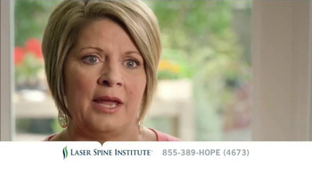 Laser Spine Institute TV Spot, 'Don't Put It Off' - Thumbnail 8
