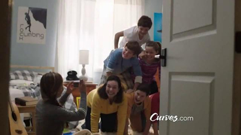 Curves New Classes and Workouts TV Spot, 'Every Part of You'