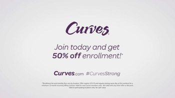 Curves New Classes and Workouts TV Spot, 'Every Part of You' - Thumbnail 10