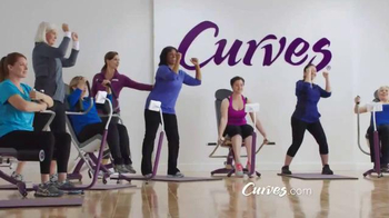 Curves New Classes and Workouts TV Spot, 'Every Part of You' - Thumbnail 4