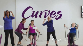 Curves New Classes and Workouts TV Spot, 'Every Part of You' - Thumbnail 6