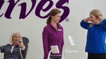 Curves New Classes and Workouts TV Spot, 'Every Part of You' - Thumbnail 8