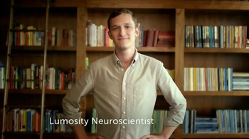 Lumosity TV Spot, 'We Take Care: New Games' - Thumbnail 9