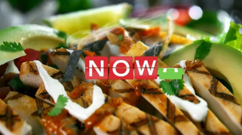 Chili's Fresh Mex Bowls TV Spot, 'Lunch Combo Menu' Song by Oh Honey - Thumbnail 10