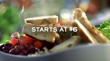 Chili's Fresh Mex Bowls TV Spot, 'Lunch Combo Menu' Song by Oh Honey - Thumbnail 8