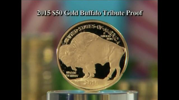 National Collector's Mint TV Spot, '2015 Gold Buffalo Tribute Proof' - Thumbnail 3
