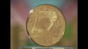 National Collector's Mint TV Spot, '2015 Gold Buffalo Tribute Proof' - Thumbnail 4