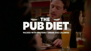 Applebee's Pub Diet TV Spot, 'New Cedar Grilled Lemon Chicken with Quinoa' - Thumbnail 7