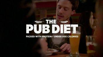 Applebee's Pub Diet TV Spot, 'New Cedar Grilled Lemon Chicken with Quinoa'
