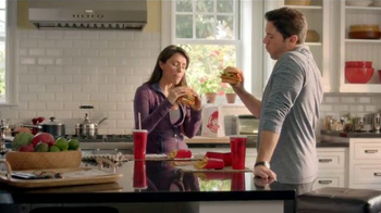 Wendy's Asiago Ranch Spicy Chicken TV Spot, 'Así Hago' [Spanish] - Thumbnail 1