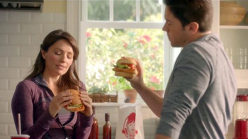 Wendy's Asiago Ranch Spicy Chicken TV Spot, 'Así Hago' [Spanish] - Thumbnail 2