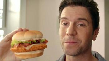 Wendy's Asiago Ranch Spicy Chicken TV Spot, 'Así Hago' [Spanish] - Thumbnail 3