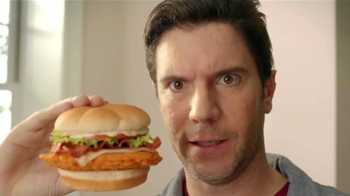Wendy's Asiago Ranch Spicy Chicken TV Spot, 'Así Hago' [Spanish] - Thumbnail 5