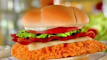Wendy's Asiago Ranch Spicy Chicken TV Spot, 'Así Hago' [Spanish] - Thumbnail 9