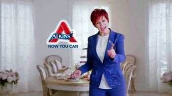 Atkins TV Spot, 'Candies' Featuring Sharon Osbourne - Thumbnail 9