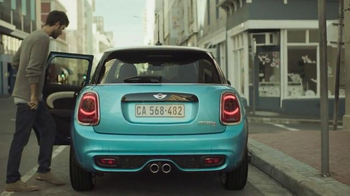 2015 MINI USA Hardtop Four-Door TV Spot, 'Four Door Surprise'