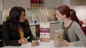 Great Grains Cereal TV Spot, 'Diet' - Thumbnail 8