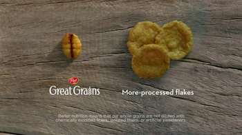 Great Grains Cereal TV Spot, 'Diet' - Thumbnail 6