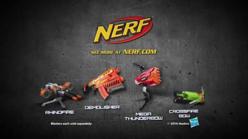 Nerf TV Spot, 'It's Nerf or Nothin!' - Thumbnail 9