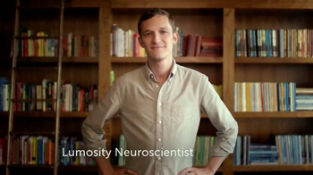 Lumosity TV Spot, 'We Take Care: Happy Minds' - Thumbnail 9