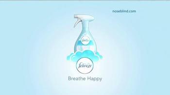 Febreze Air Freshener TV Spot, 'Nose Blind: Locker Room' - Thumbnail 7