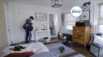 Febreze Air Freshener TV Spot, 'Nose Blind: Locker Room' - Thumbnail 2