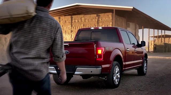 2015 Ford F-150 TV Spot, 'Introducing the All-New' - Thumbnail 3