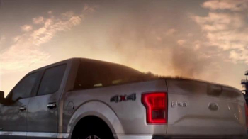 2015 Ford F-150 TV Spot, 'Introducing the All-New' - Thumbnail 4