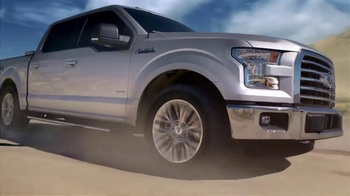 2015 Ford F-150 TV Spot, 'Introducing the All-New' - Thumbnail 5