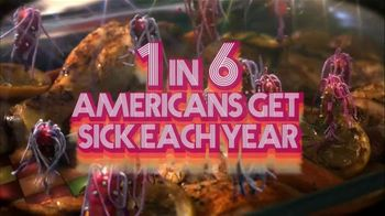 FoodSafety.gov TV Spot, 'Funky Chicken' - Thumbnail 7