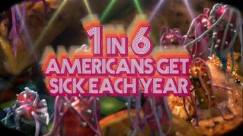 FoodSafety.gov TV Spot, 'Funky Chicken' - Thumbnail 8