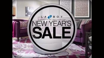 La-Z-Boy New Year's Sale TV Spot, 'Savings' - Thumbnail 2