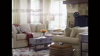 La-Z-Boy New Year's Sale TV Spot, 'Savings' - Thumbnail 4