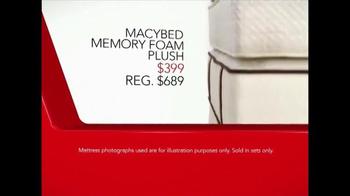 Macy's Biggest Mattress Sale TV Spot, 'Sale of the Season' - Thumbnail 6