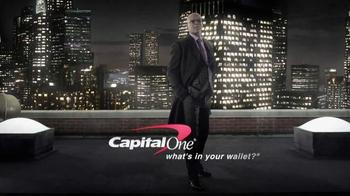 Capital One Quicksilver TV Spot, 'It's a Big World' Feat. Samuel L. Jackson - Thumbnail 5