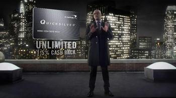 Capital One Quicksilver TV Spot, 'It's a Big World' Feat. Samuel L. Jackson - Thumbnail 4