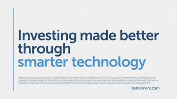 Betterment TV Spot, 'Your Money' - Thumbnail 3