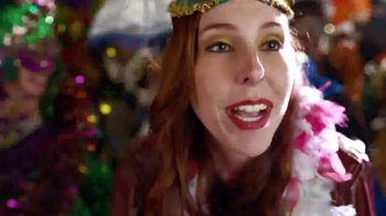 TurboTax TV Spot, 'Mardi Gras: Loud Noise' - Thumbnail 5