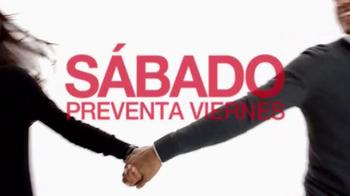 Macy's Venta de un Día Sábado TV Spot, 'Vestidos' [Spanish] - Thumbnail 2