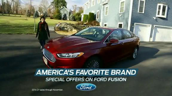 Ford Fusion TV Spot, 'The Switch: PJ' - Thumbnail 10