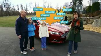 Ford Fusion TV Spot, 'The Switch: PJ' - Thumbnail 2