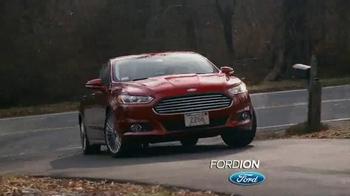 Ford Fusion TV Spot, 'The Switch: PJ' - Thumbnail 3