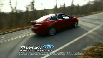 Ford Fusion TV Spot, 'The Switch: PJ' - Thumbnail 6